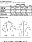 Finished Garment Measurements